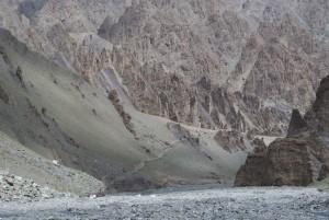Ogrom himalajskich dolin
