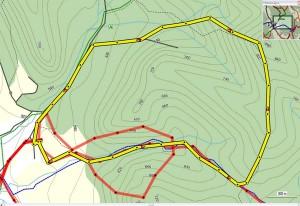 trasa Jaworzynka