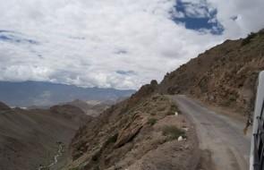 Droga na przełęcz Kardung La
