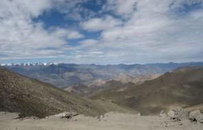 Widok na Stok Kangri