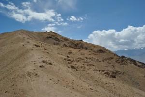 Widoczny cel - wierzchołek 4133 m