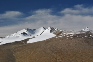 Dzo Jongo (6280m) i Reponi Mallali Ri (6050m)