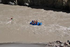 Nasz spływ Zanskarem