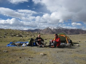 Base Camp Kang Yatze