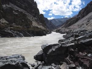 Rzeka Zanskar