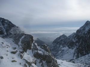Widok z okolicy Teryho Chaty