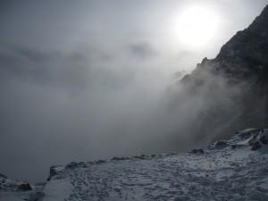 Widok z Teryho Chaty