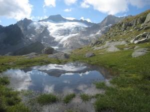 W górach Szwajcarii