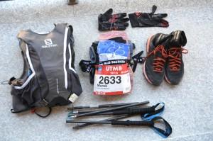 Zbroja i oręż ultramaratończyka